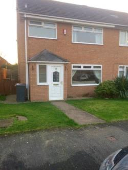 Semi Detached House For Sale Broughton Chester Flintshire CH4