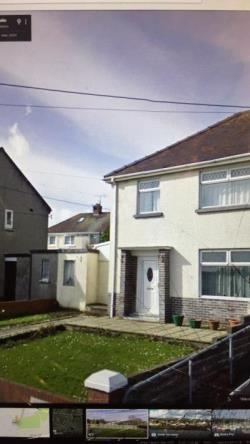 Semi Detached House For Sale Burryport Burryport Carmarthenshire SA16