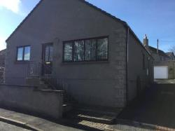 Detached Bungalow For Sale  Banff Aberdeenshire AB45