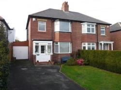 Semi Detached House For Sale Heddon on the Wall Newcastle Northumberland NE15