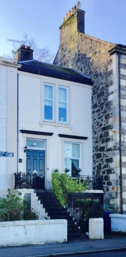End Terrace House For Sale Rothesay Bute Argyll PA20