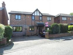 Detached House For Sale Radcliffe Manchester Greater Manchester M26