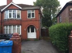 Semi - Detached Bungalow To Let fallowfield manchester Greater Manchester M14