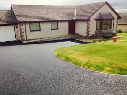 Detached Bungalow For Sale Aberchirder Huntly Aberdeenshire AB54
