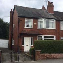 Semi Detached House For Sale Roundhay Leeds West Yorkshire LS8