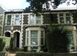 Terraced House For Sale Roath Cardiff Glamorgan CF24